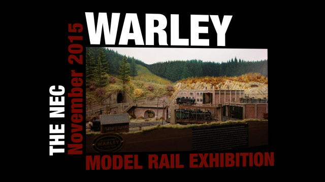 Warley Model Railway Show 2015