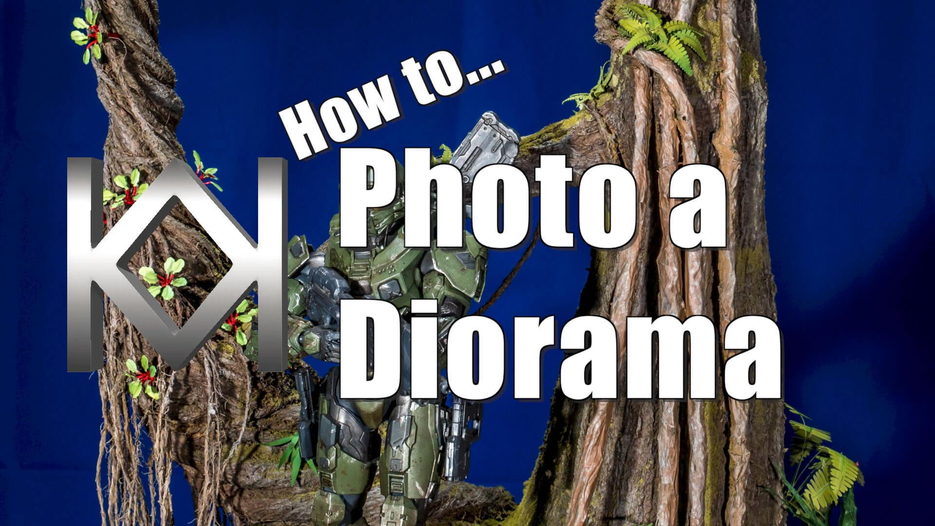 Photo a Diorama