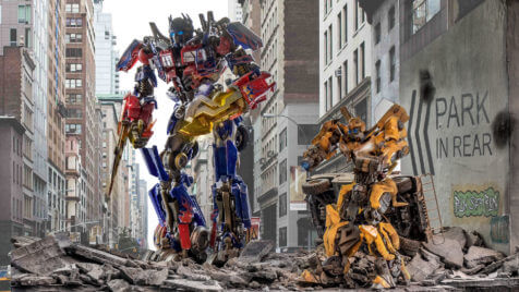 Optimus-and-Bumblebee